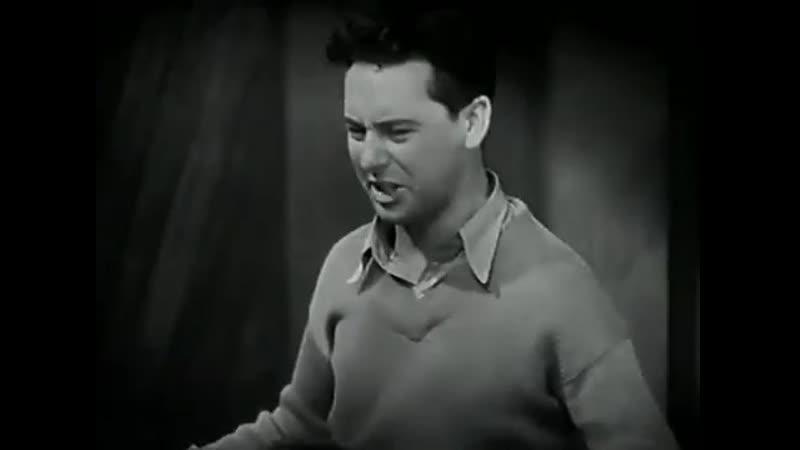 Жалкие безмозглые болваны Отрывок из фильма Говарда Хьюза Ангелы Ада 1930