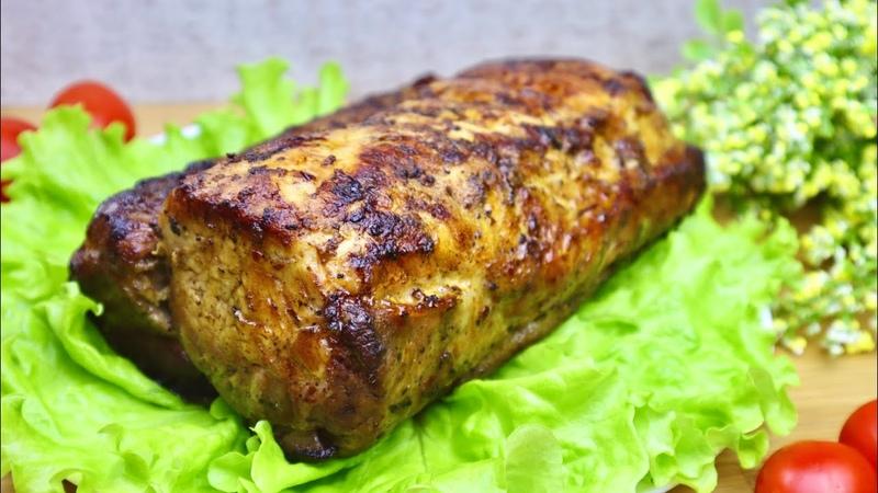 СВИНИНА запеченная в ДУХОВКЕ . НОВОГОДНЕЕ МЕНЮ 2021 Pork baked in the OVEN