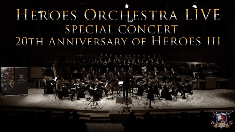 Heroes Orchestra LIVE CONCERT - 20th anniversary of Heroes III (part 22)