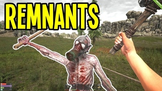 Remnants - NEW SURVIVAL SANDBOX GAME - First Look (Remnants Gameplay)