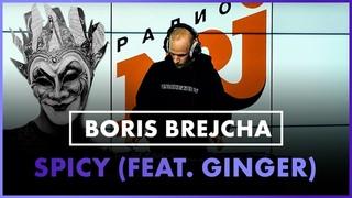 Boris Brejcha - Spicy feat. Ginger (Live @ Радио ENERGY)