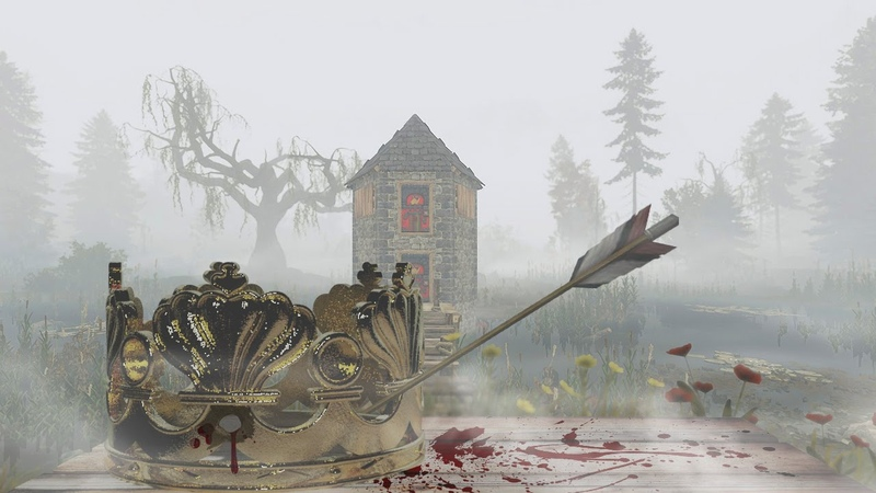 Столько врагов у Королевства еще не было 1 Часть Rust