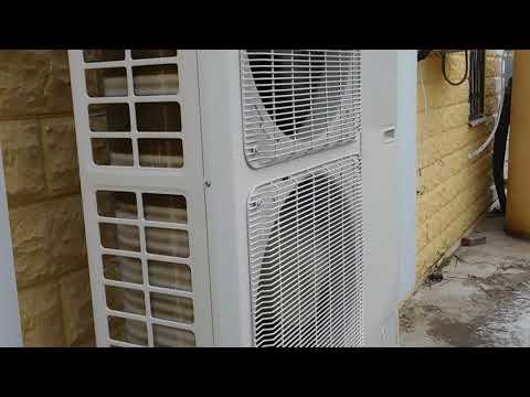 Тепловой насос воздух-вода Viessmann Vitocal 100S работа в Московской области