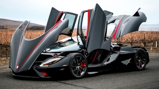 Top 10 Fastest Supercars in The World 2021