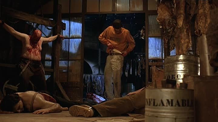 Дагон (2001). Испания (ужасы,фэнтези, триллер, детектив)