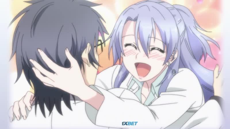 8 серия Влюблённые учёные и научное доказательство любви Rikei ga Koi ni Ochita no de Shoumei shitemita Amazing Dubbing