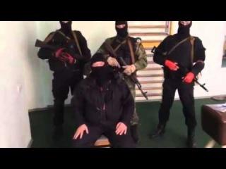 СРОЧНО! ВАЖНО! НОВОЕ! Заявление штаба Юго Востока Украины из сбу г Луганск  08 04 2014