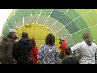 AIR BALOON FLIGHT IN TRAKAI 4K