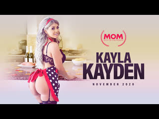 [Mylf] Kayla Kayden - Please Come For Thanksgiving