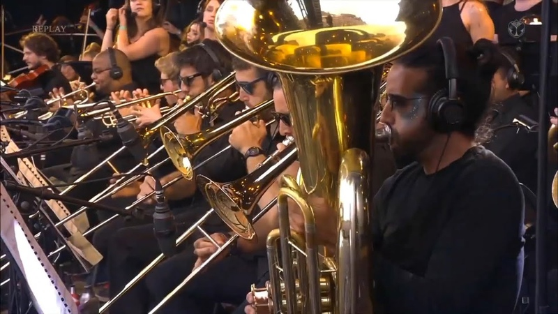 Fisher - Losing It (Orchestral)|Tomorrowland 2019 Symphony of Unity