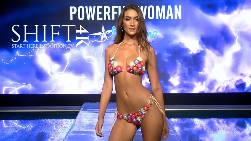 PRISCILLA RICART BIKINI COMPILATION Swimwear from Miami Swim Week 2018 20