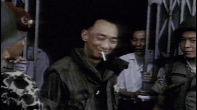 Война во Вьетнаме Знаменитые кадры казни пленного вьетконговца