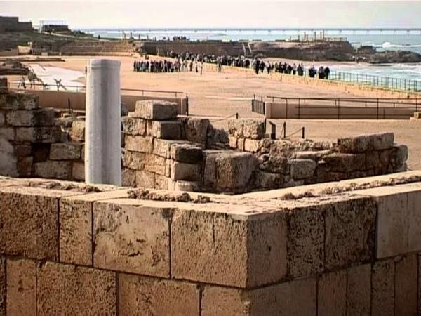 Феєрія Мандрів Ізраїль Середземне море