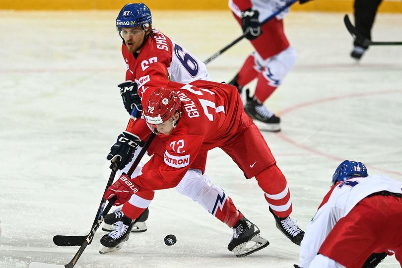 Россия переиграла Чехию и с победы начала ЧМ-2021 (Видео)