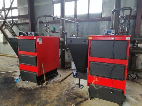 Отопление склада способы Екатеринбург