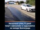 Фикалии по всему городу - Волгоград