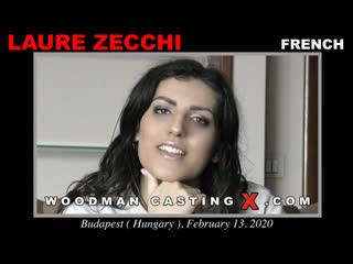 Пьер Вудман с другом трахают в жопу Laure Zecchi с двойным проникновением (Порно, Анал секс, БДСМ, Ебля, Минет, Woodman Casting)