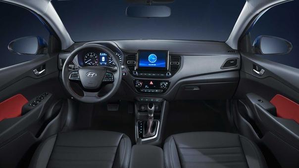 Hyundai показал первые фото обновленного Solaris для России.
