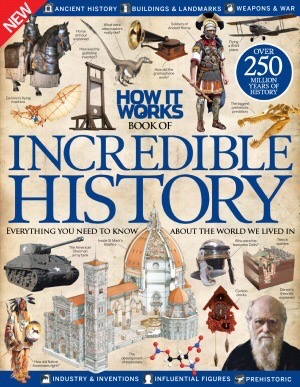 How It Works - Book of Incredible History, Volume 2