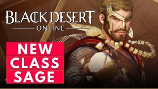 BLACK DESERT ONLINE New Class Sage - Everything We Know So Far! (BDO PC MMORPG 2021 Pearl Abyss)