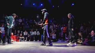 FINAL 2vs2  HipHop Vibe 2018 | Swipe & Mickey vs Djylo & Ponka