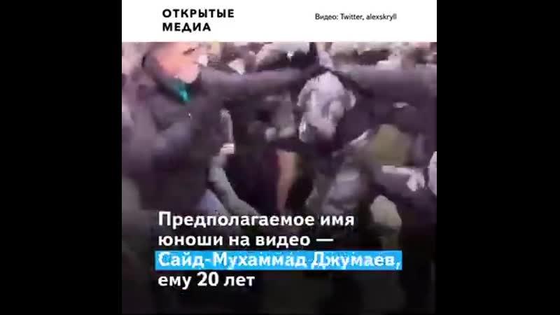 Кадыровцы ищут молодого парня из Чечни который в одиночку противостоял нападению полицаев