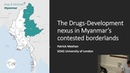 Marginal Development: States, Markets and Violence in Drug-affected Borderlands | SOAS
