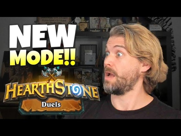 Hearthstone NEW GAME MODE Hearthstone DUELS