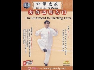 The Rudiment To Exerting Force / Yiquan Complete by Zhang Guang Yu