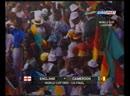 Англия - Камерун ЧМ 1990 - подробный обзор с тк. Евроспорт