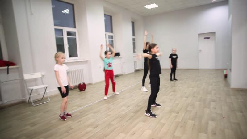 Занятия пластика современная хореография 20 12 2020