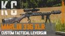 Marlin 336 XLR   Custom Tactical Levergun