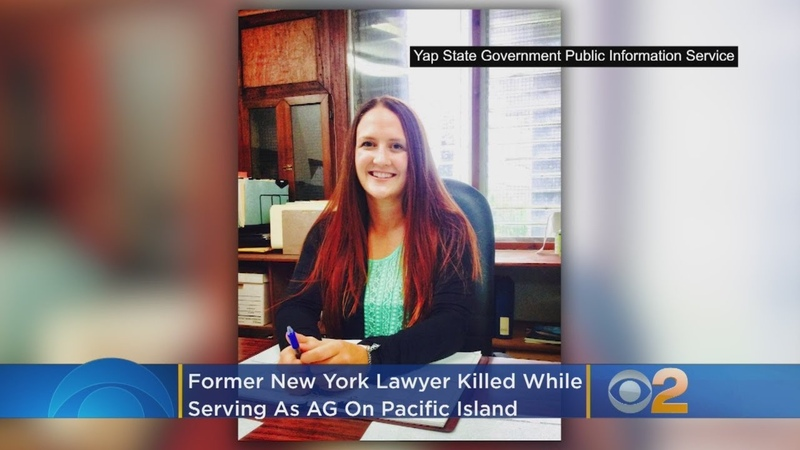 Former New York Lawyer Shot And Killed While Serving As Attorney General On Tiny Pacific Island