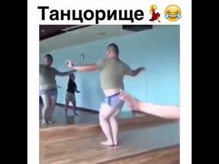 Хорошему танцору ничего не мешает!