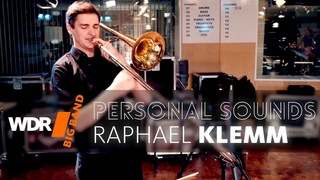 Raphael Klemm feat. by WDR BIG BAND:  I'm Old Fashioned   PERSONAL SOUNDS