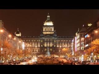 Красота вечерней Праги (прогулка)