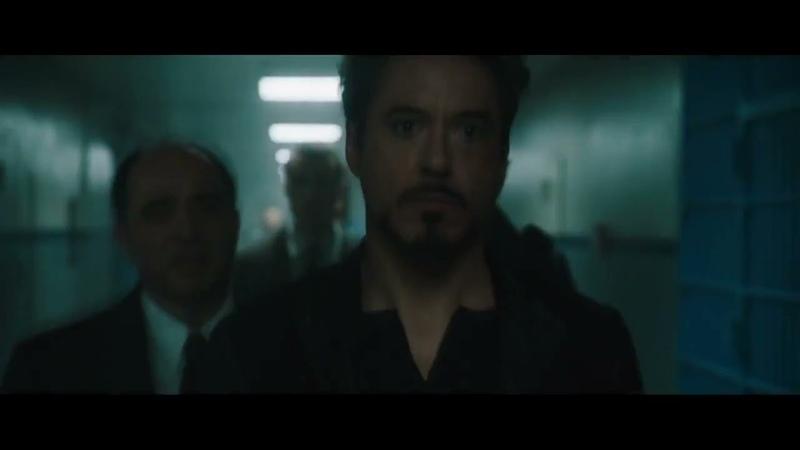Железный Человек 2 Трейлер HD 12 Фильм 2010