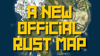 Gravis Island | A tour of the new official Rust map