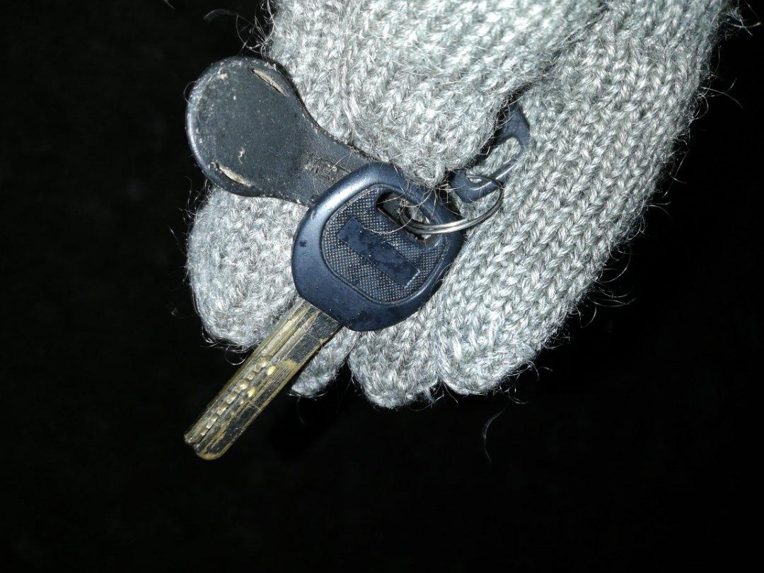 Найдены ключи на Кпт
