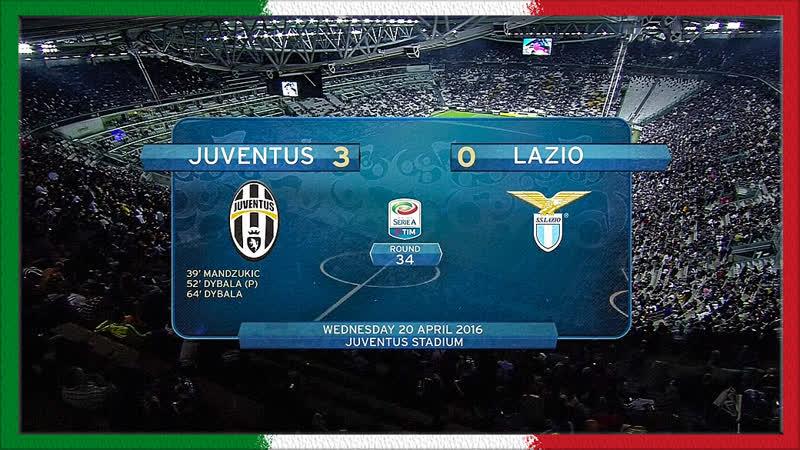 Serie A 2015 16 g34 Juventus Lazio RW
