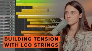 Building Tension With London Contemporary Orchestra Strings