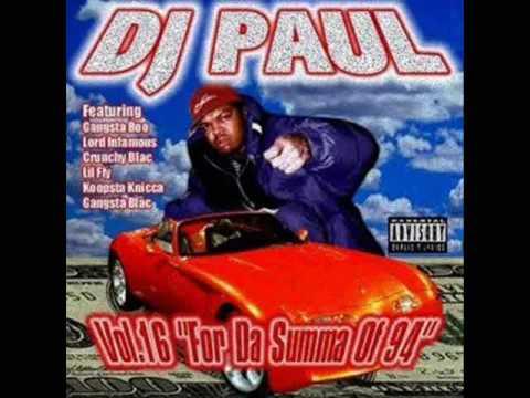 DJ Paul Gangsta Boo Chiefa The Reefa 1994