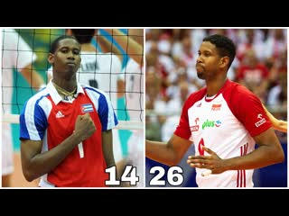 Wilfredo Leon Evolution. King of Volleyball (HD)