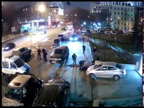 Перестрелка на Рочдельской улице с участием бойцов Шакро Молодого как это было