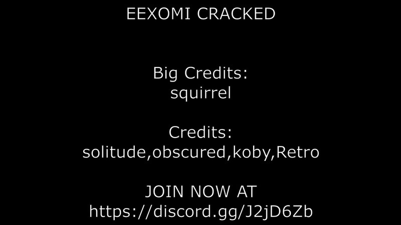 Eexomi.host cracked ft. squirrel,solitude,obscured,koby,retro