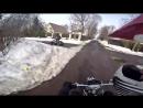 Андрей Скутерец ПОКАТУШКА грязевая с пацанами на питбайках и квадроцикле