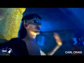 Carl Craig | Boiler Room x Eristoff 'Into The Dark' Porto | DJ Set