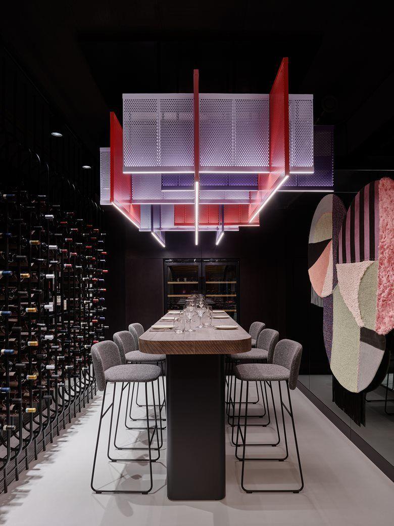La Visione – Object Carpet restaurant