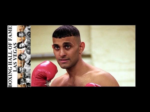 "PRINCE"" Naseem Hamed Retains EBU Crown Stopping Antonio Picardi This Day August 17 1994"