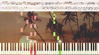 Песня про Егора - Андрей Баранов (Ноты и Видеоурок для фортепиано) (piano cover)